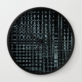 matrices Wall Clock