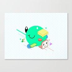 Tasty Visuals - Sandwich Time Canvas Print