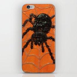 Spooky Tarantula iPhone Skin