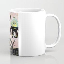 Over the Dragon sea Coffee Mug