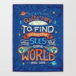 Same World Poster
