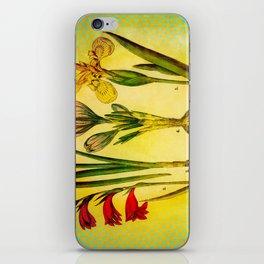 Garden Bulbs iPhone Skin