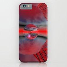 red sky in a glass Slim Case iPhone 6s