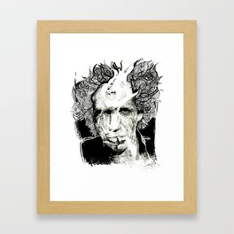 Keith Framed Art Print