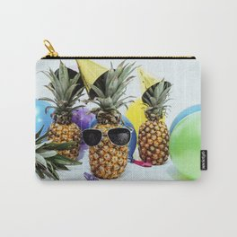 Pineapple Party Time Carry-All Pouch