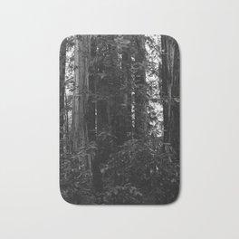 Redwood Forest VII Bath Mat