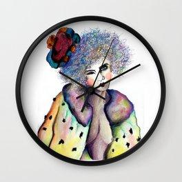 Cara Wall Clock