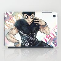 dbz iPad Cases featuring + DBZ - Seungri + by MitsuBlinger