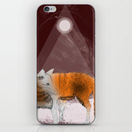 Mr Fox iPhone Skin