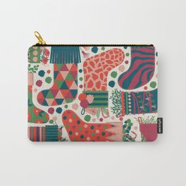 Rocking Stocking Carry-All Pouch
