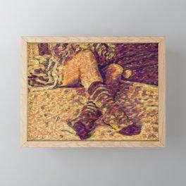 Covered Roots Framed Mini Art Print