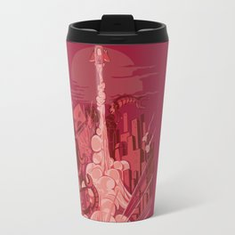 Smash! Zap!! Zoom!!! Travel Mug