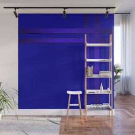 Cobalt blue Wall Mural