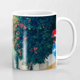 Obidos, Portugal(RR176) Analog 6x6 Kodal Ektar 100 Coffee Mug