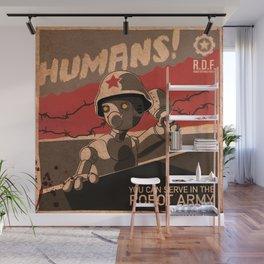 Propaganda Series 6 Wall Mural