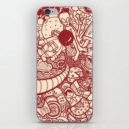#MoleskineDaily_06 iPhone Skin