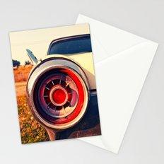 T-Bird taillight Stationery Cards