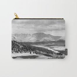 The Sierra Nevada: John Muir Wilderness, Sequoia National Park - California Carry-All Pouch