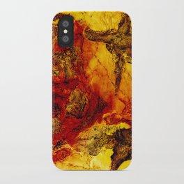 Through the Gap iPhone Case