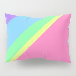 Bright Stripes Pillow Sham