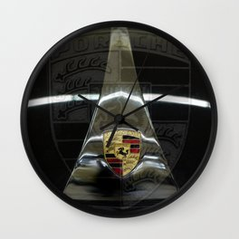 Tribute to the Legendary 356 Wall Clock