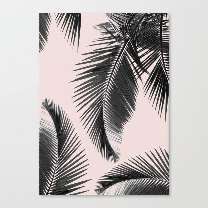Palm festival Canvas Print