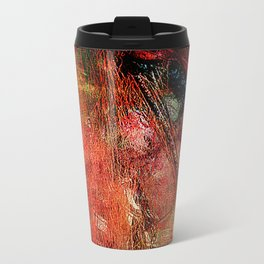 Sicilian Fisherman    (This Artwork is a collaboration with the talented artist Agostino Lo coco) Travel Mug