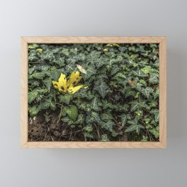 Be different, be unique Framed Mini Art Print