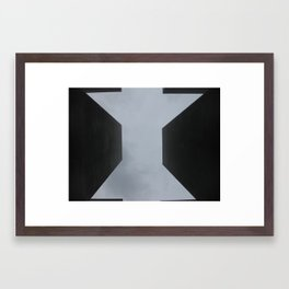 Holocaust Memorial, Berlin #2 Framed Art Print