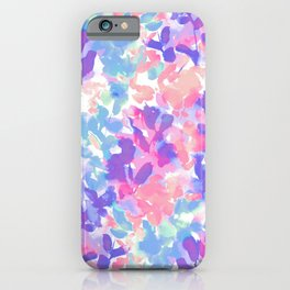 Intuition Pastel iPhone Case