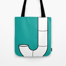 J like J Tote Bag