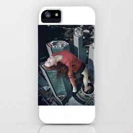 Sleepytime iPhone Case