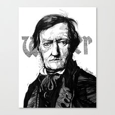 Wagner Canvas Print