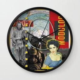 Modulor del Sud Wall Clock