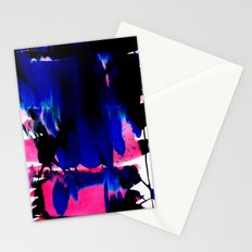 Waterfall Blue Stationery Cards