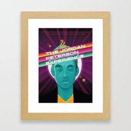 The Jordan Peterson Experience Framed Art Print