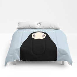 Spirited Away / No Face Comforters