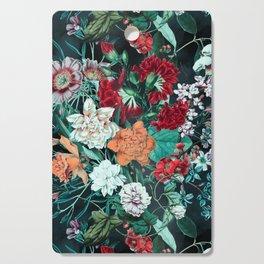Midnight Garden Cutting Board