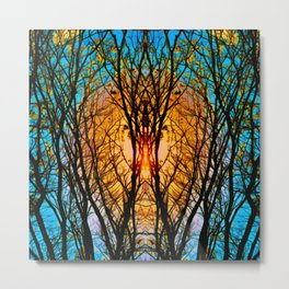 SUNTREE Metal Print