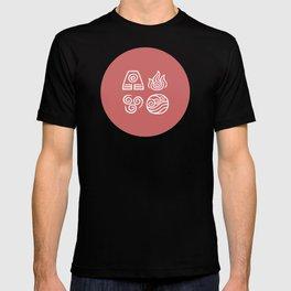 Bending All Four Elements – Fire T-shirt