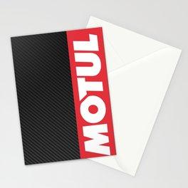 Motul Carbon design Stationery Cards