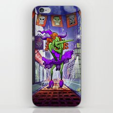 Sexy Witch iPhone & iPod Skin
