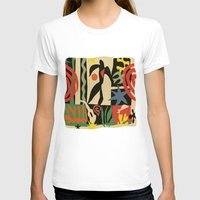 matisse T-shirts featuring Inspired to Matisse vintage t-shirt by Chicca Besso