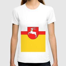 flag of Lublin T-shirt