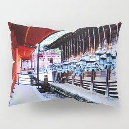 Follow Me (Kyoto, Japan) Pillow Sham