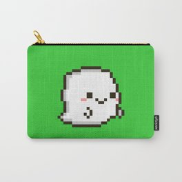 Cute pixel ghost Carry-All Pouch