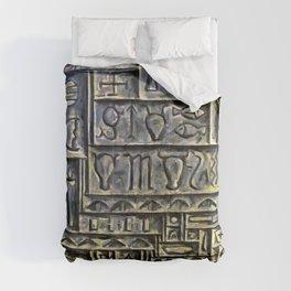 universal art 1943 - Joaquin Torres Garcia Comforters