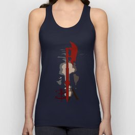 Buffy & Angel Unisex Tank Top