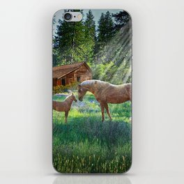 Sweet Serenity iPhone Skin