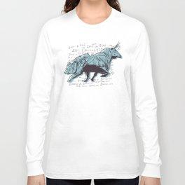 Stock Market Analysis Finance Long Sleeve T-shirt